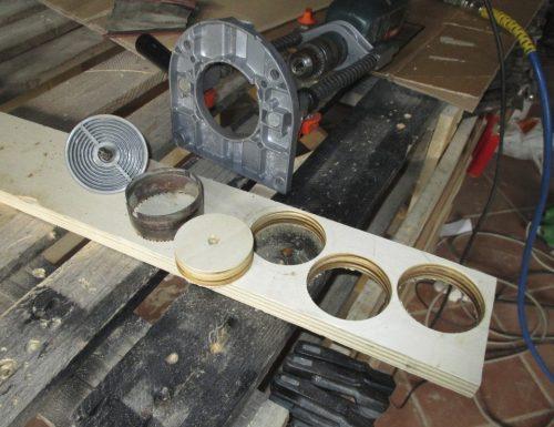 "Treppiede in legno per ""Sardinian"""