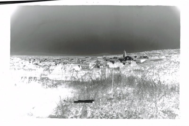 2014-07-31 - Narbolia - Il paese da Su Conchì - neg