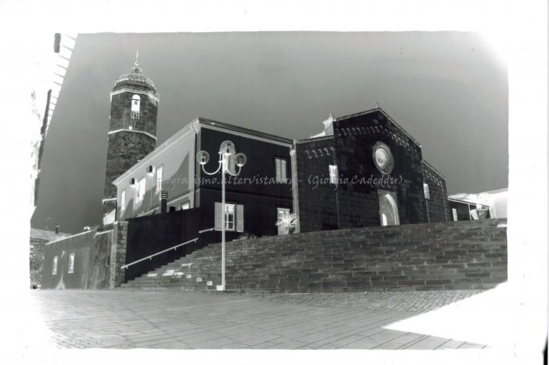 2014-07-31 - Narbolia - La chiesa - neg