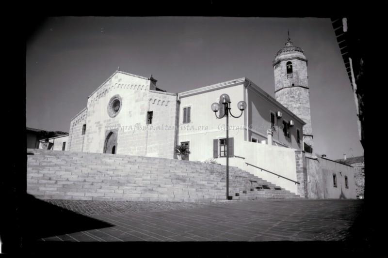 2014-07-31 - Narbolia - La chiesa - pos. da invers.