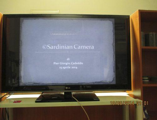Lezione di fotografia con Sardinian Camera da Assophoto