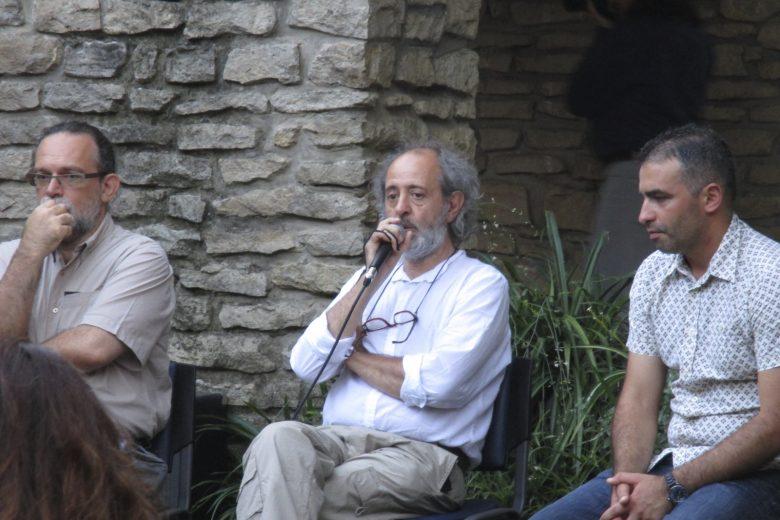 Dario Coletti al Bifoto Fest a Mogoro