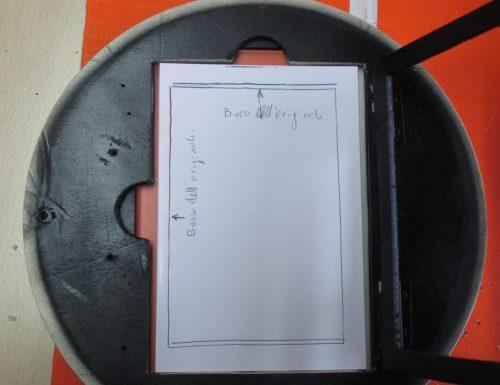 Il formato della carta fotografica
