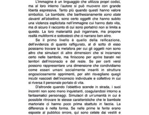 Maurizio Cau – L'indifferenza dei morti vivi