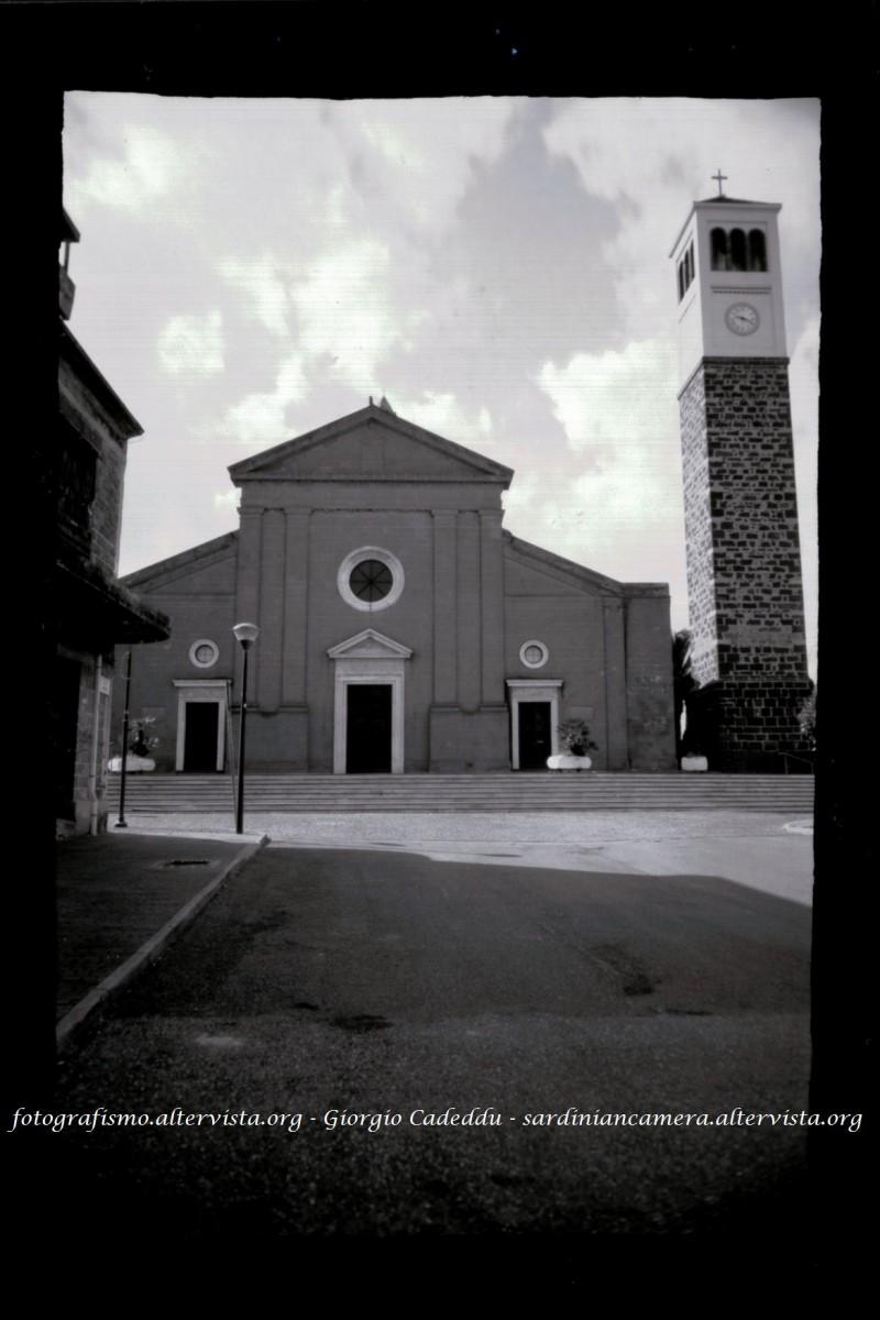 2015-03-10 - Cabras, chiesa
