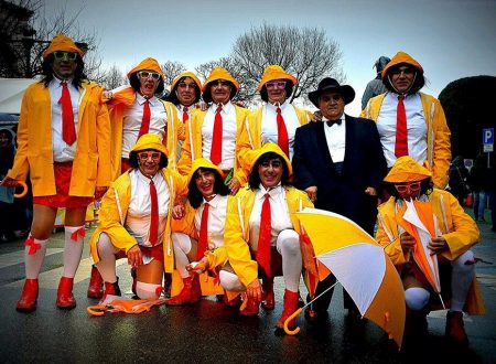 Gruppo Mascherato Carnevale di Oristano