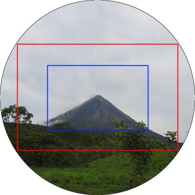 3 - Fattore crop su immagine